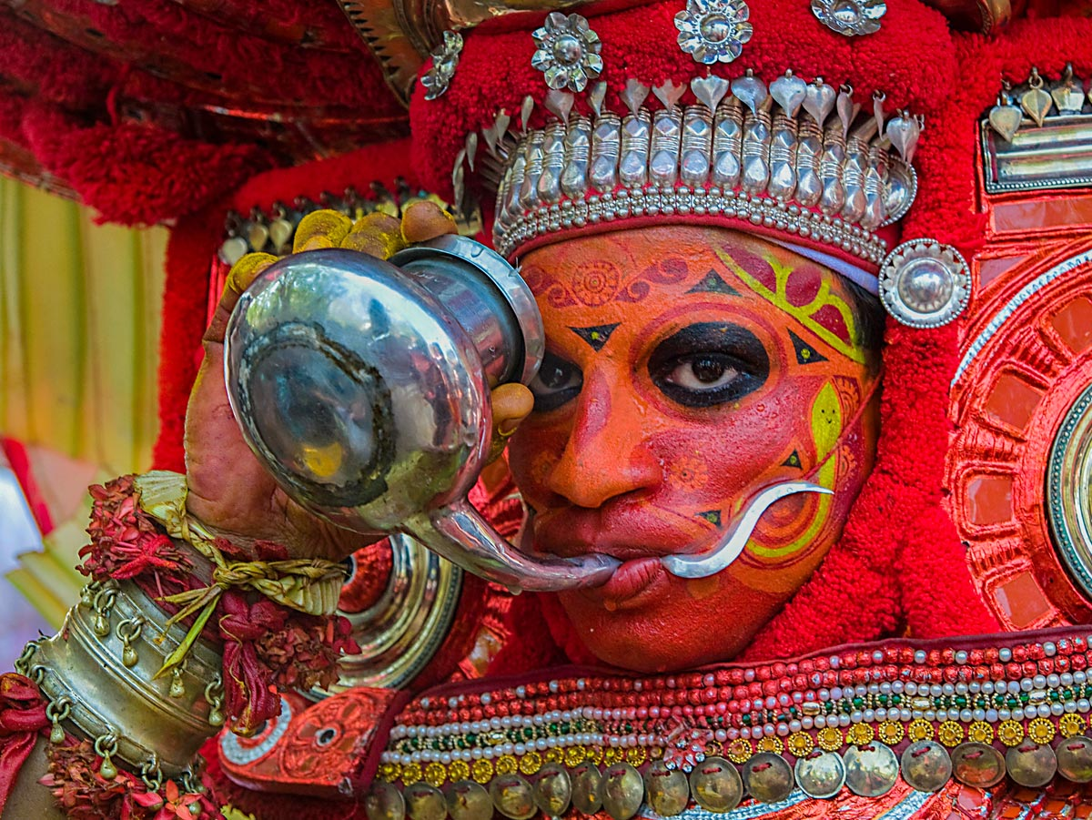 Sugato Mukherjee / 'The Living Gods of Malabar'