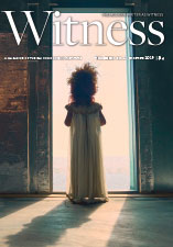 Witness Winter 2019 cover